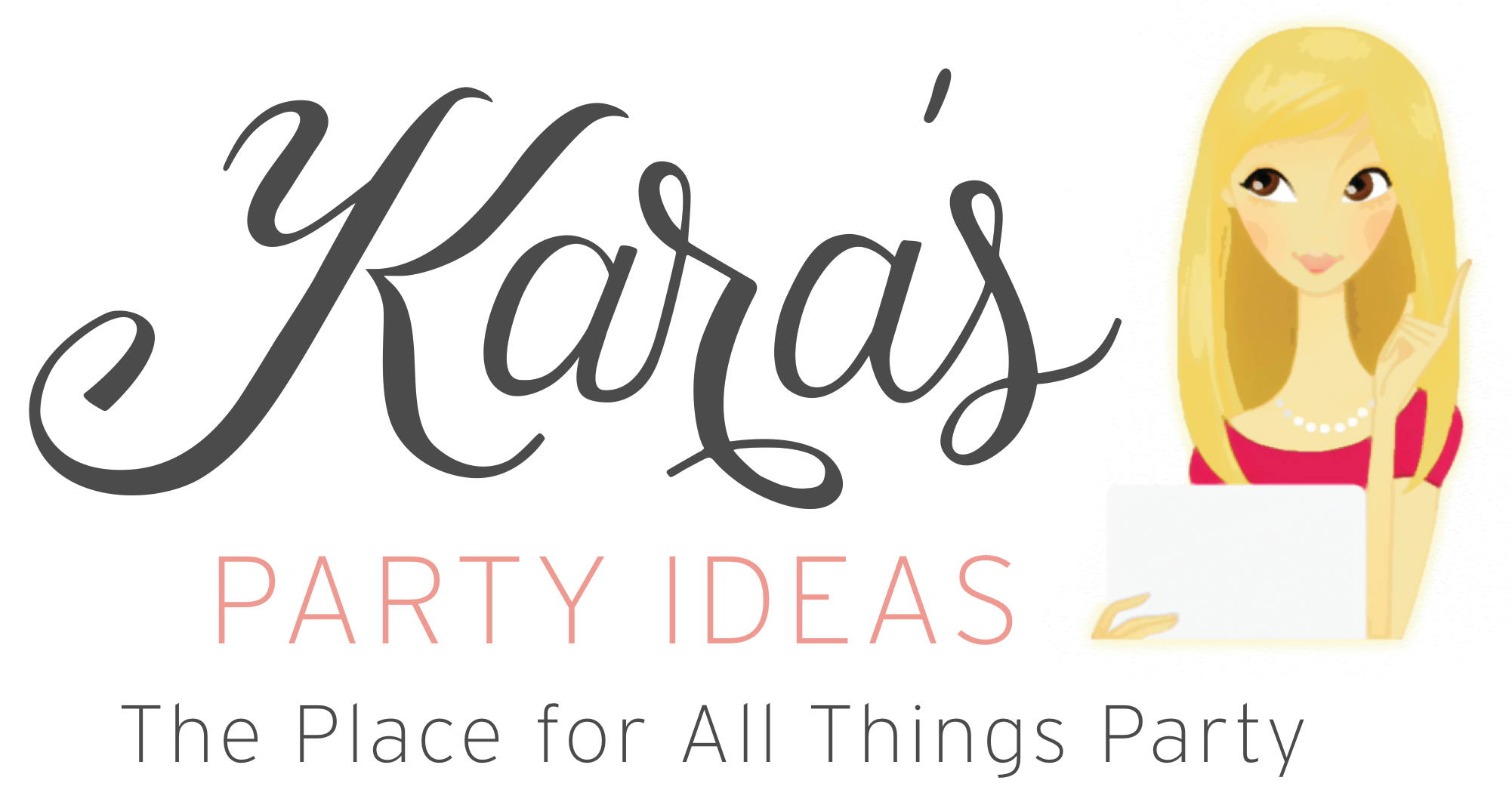 Karas Party Ideas Home Page
