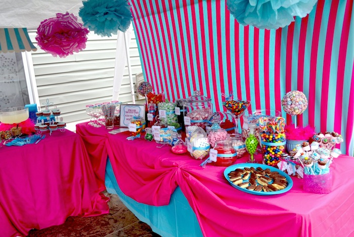 Kara S Party Ideas Sugar Sweet Amp Spice Party Kara S