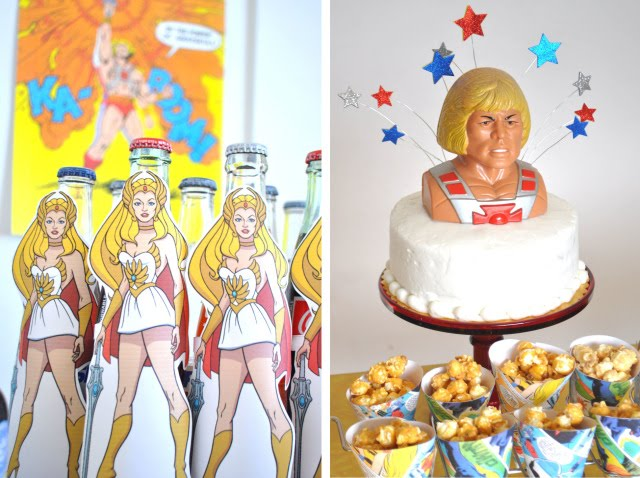 He Man Birthday Party Hes The