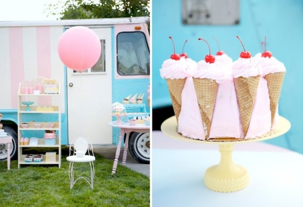 Ice-Cream-themed-birthday-party-social-with-TONS-of-cute-ideas-Via-Karas-Party-Ideas-KarasPartyIdeas.com-icecream-recipes-party-supplies-ideas-cake-birthday