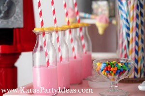 Sweet Shoppe Candy themed birthday party via Kara's Party Ideas karaspartyideas.com #sweet #shoppe #candy #party #dessert #table #birthday #party #ideas #supplies 2 (19)
