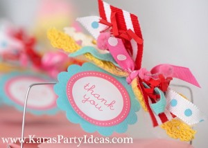 Sweet Shoppe Candy themed birthday party via Kara's Party Ideas karaspartyideas.com #sweet #shoppe #candy #party #dessert #table #birthday #party #ideas #supplies 2 (17)