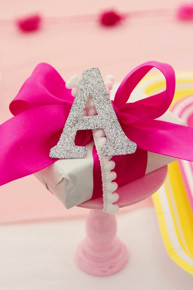 Cake Pop Baby Shower Decorations