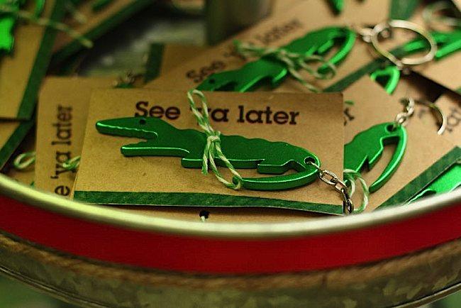 Karas party ideas alligator bayou swamp birthday party push filmwisefo