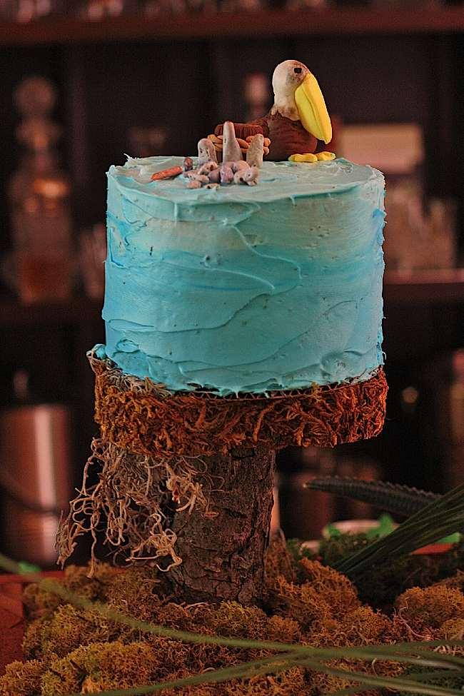 Kara's Party Ideas Alligator Bayou + Swamp Birthday Party ...