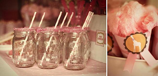 kara's party ideas pink giraffe baby shower party  kara's party ideas, Baby shower invitation