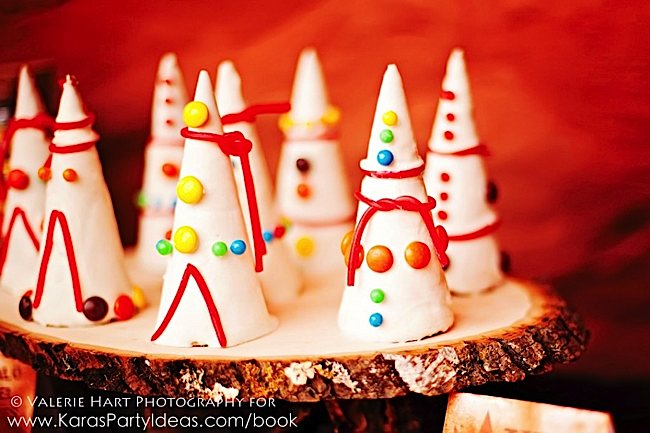 Pow wow indian boho themed birthday party via Kara's Party Ideas KarasPartyIdeas.com