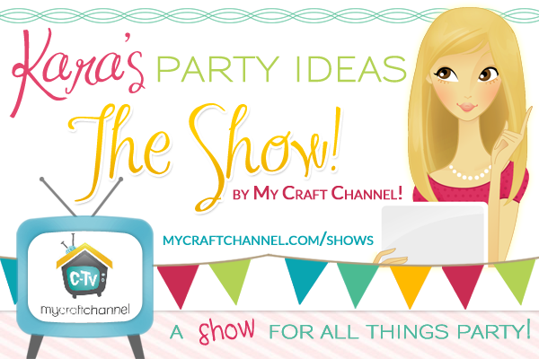 Kara's Party Ideas Show