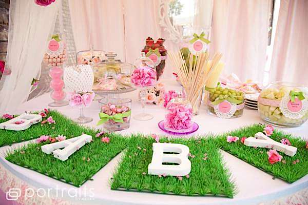 this lovely shabby garden baby shower was submitted by tamar molina