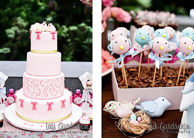 Kara's Party Ideas Pastel Little Bird Birthday Party ... |Little Bird Party Supplies