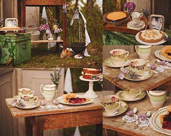 Kara's Party Ideas Mother's Day Garden Brunch Tea Party ...