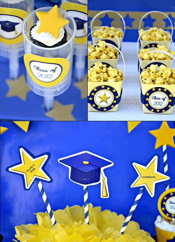 Kara S Party Ideas Graduation Party Free Printables