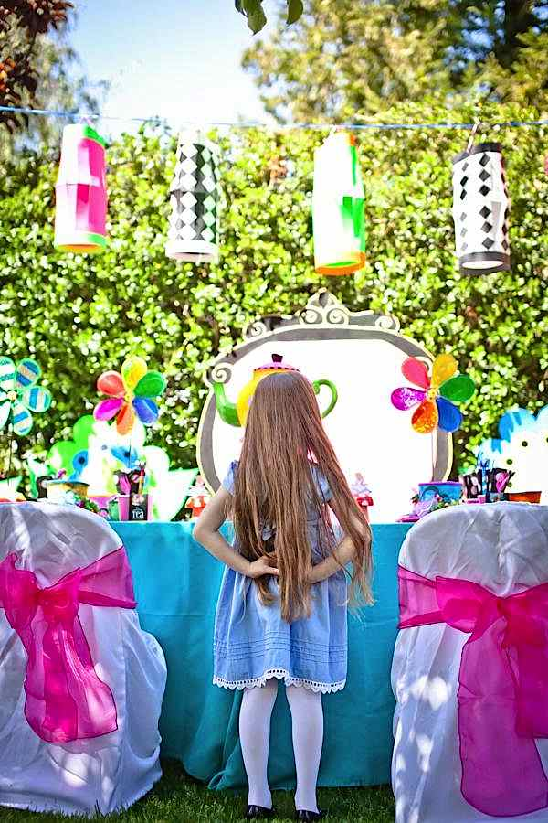 Kara S Party Ideas Mad Hatter Tea Party Kara S Party Ideas