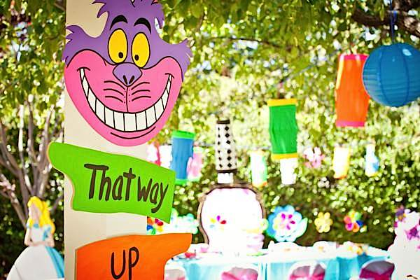 Karas Party Ideas Mad Hatter Tea Party Karas Party Ideas