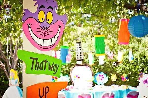 Karas Party Ideas Mad Hatter Tea Party Karas Party Ideas