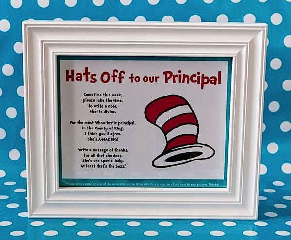 ... Dr. Seuss Themed Teacher Appreciation Celebration | Kara's Party Ideas