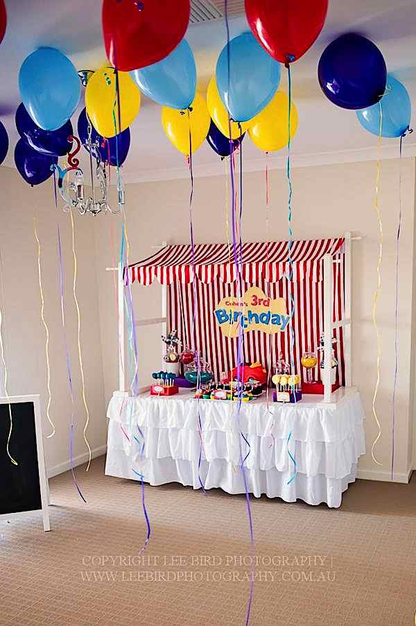 Kara S Party Ideas The Wiggles Themed Third Birthday