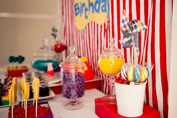 Kara S Party Ideas The Wiggles Themed Third Birthday Party