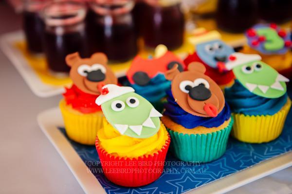 Kara S Party Ideas The Wiggles Themed Third Birthday