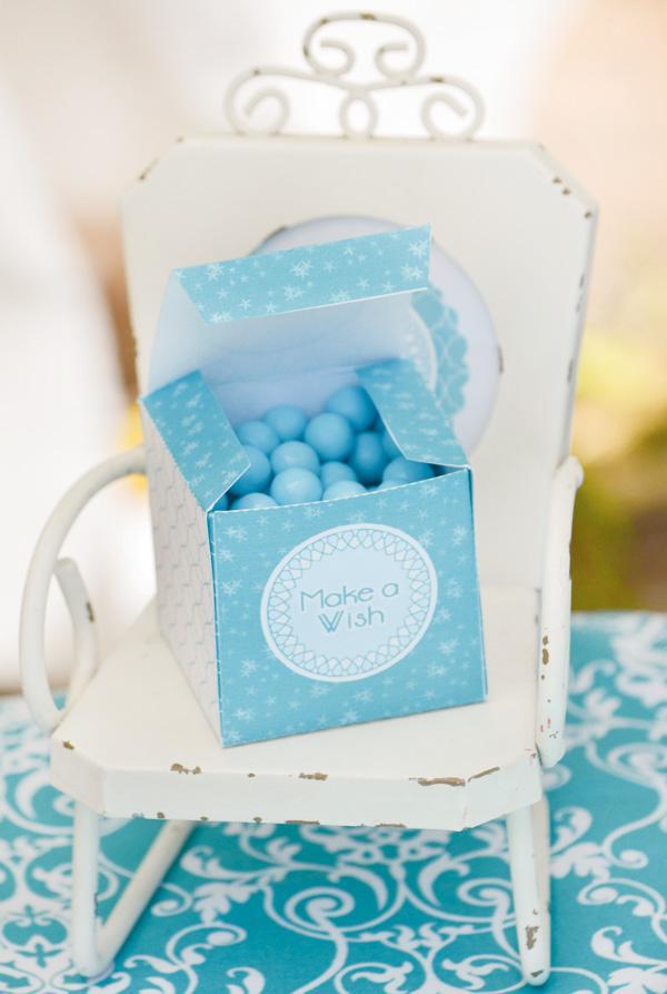 Make A Wish Cake Decorations