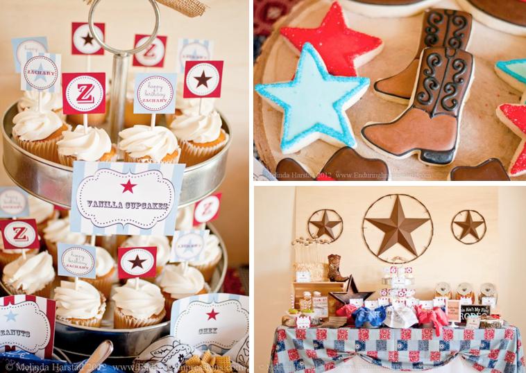 kara s party ideas cowboy western themed boy birthday party planning