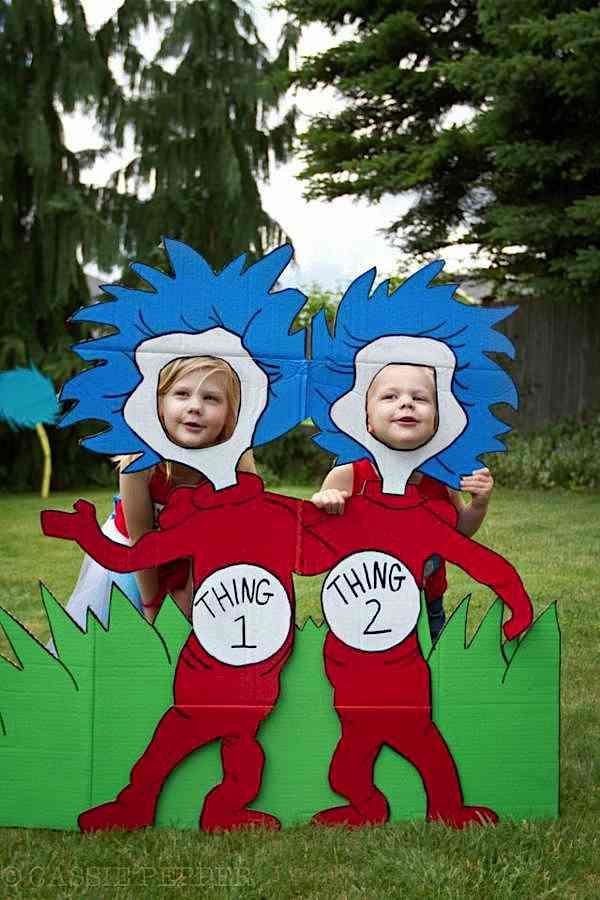 Dr. Seuss Party Ideas