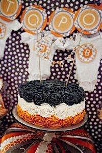 Ready To POP baby shower Idea via Kara's Party Ideas www.KarasPartyIdeas.com