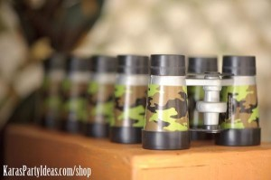 Army Camouflage Themed Birthday Party Planning Ideas via Kara's Party Ideas - www.KarasPartyIdeas.com-1