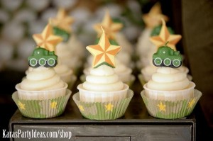 Army Camouflage Themed Birthday Party Planning Ideas via Kara's Party Ideas - www.KarasPartyIdeas.com-24