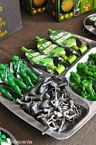 Army Camouflage Themed Birthday Party Planning Ideas via Kara's Party Ideas - www.KarasPartyIdeas.com-39