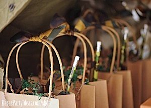 Army Camouflage Themed Birthday Party Planning Ideas via Kara's Party Ideas - www.KarasPartyIdeas.com-9