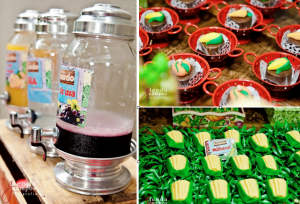 Farm Themed Barnyard Birthday Party Kara's Party Ideas - www.KarasPartyIdeas.com