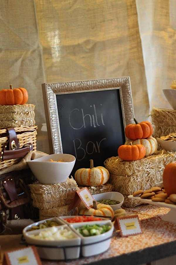 Autumn Party For Kids - Celebrations at Home