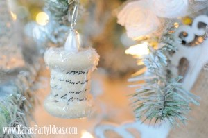 Kara's Party Ideas- Michaels Holiday Dream Tree Challenge www.KarasPartyIdeas.com 5a
