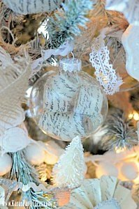 Kara's Party Ideas- Michaels Holiday Dream Tree Challenge www.KarasPartyIdeas.com 7a