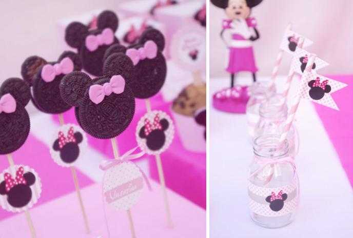 Karas party ideas disney minnie mouse girl pink 2nd birthday party karas party ideas disney minnie mouse girl pink 2nd birthday party planning ideas solutioingenieria Images
