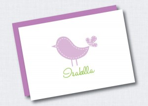 Paige Simple Folded Notecards & Envelopes (10)_600x429