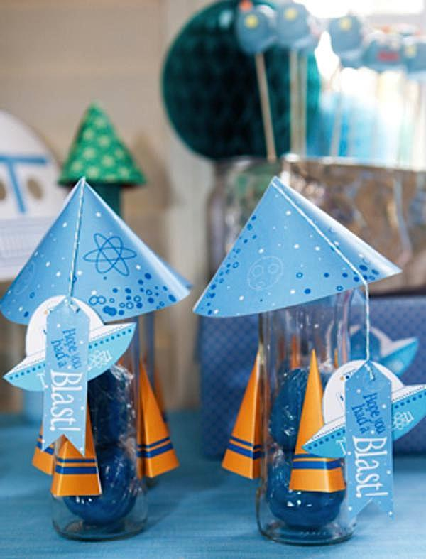 Rocket Space Party Supplies - Pics about space