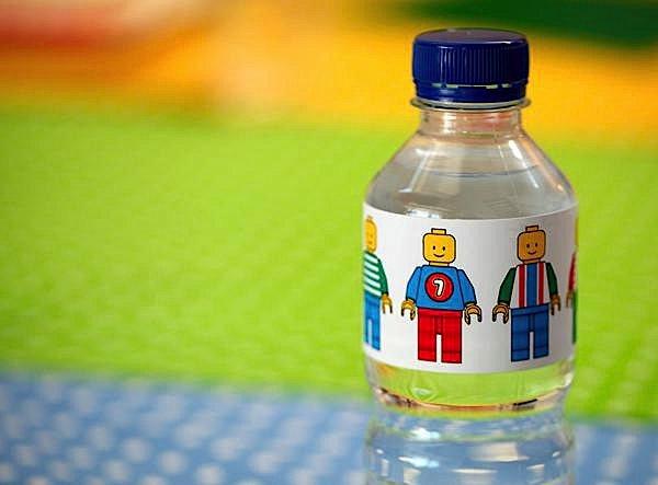 Kara S Party Ideas Lego Blocks Boy 7th Birthday Party