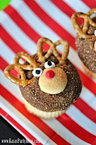 Christmas Holiday Party via Kara's Party Ideas- www.KarasPartyIdeas.com-13