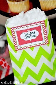 Christmas Holiday Party via Kara's Party Ideas www.KarasPartyIdeas.com-15