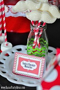 Christmas Holiday Party via Kara's Party Ideas- www.KarasPartyIdeas.com-20