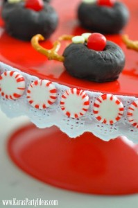 Christmas Holiday Party via Kara's Party Ideas- www.KarasPartyIdeas.com-22a