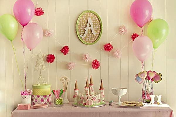 Karau0027s Party Ideas Whimsical Princess Girl 3rd Birthday Party Planning Ideas
