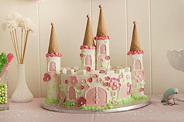 Karas Party Ideas Whimsical Princess Girl 3rd Birthday