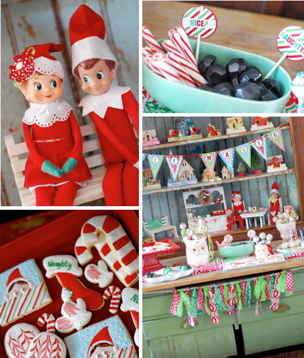 Amazing Girls Christmas Party Ideas Part - 11: Karau0027s Party Ideas