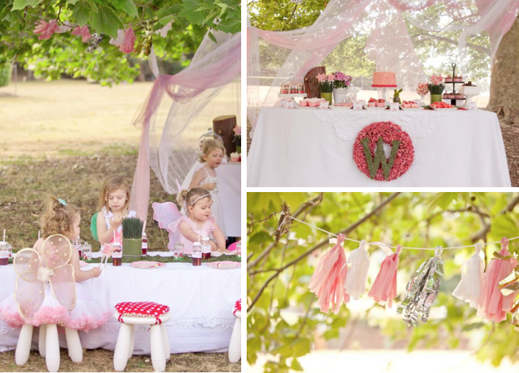 Enchanted Fairy Second Birthday Party via Kara's Party Ideas www.KarasPartyIdeas.com
