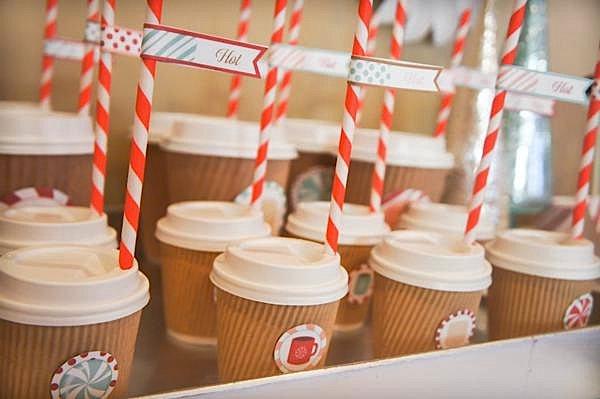 Kara S Party Ideas Hot Chocolate Cocoa Holiday Winter
