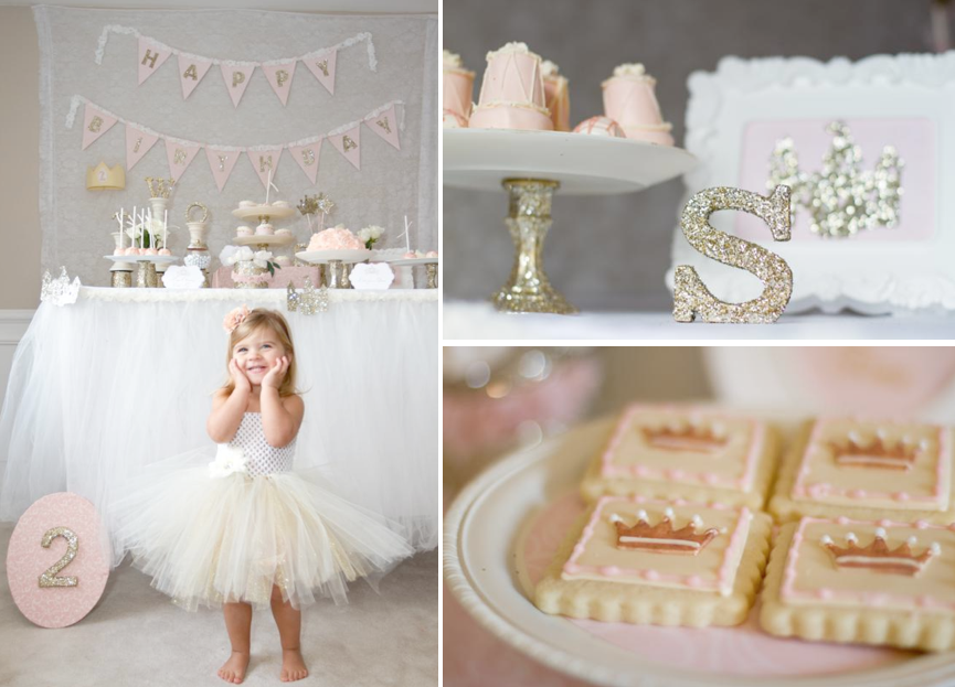 Once Upon a Time 2nd birthday party planning via Karas Party Ideas ...