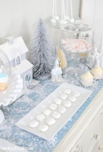 Up on the Housetops Holiday Christmas Party via Kara's Party Ideas- www.KarasPartyIdeas.com-36